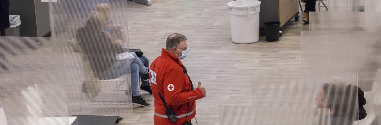 Rode Kruis / Arie Kievit